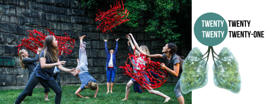 This July: <br><br>Dance Theater for Collective Liberation<br><br>outdoor performances in Vermont