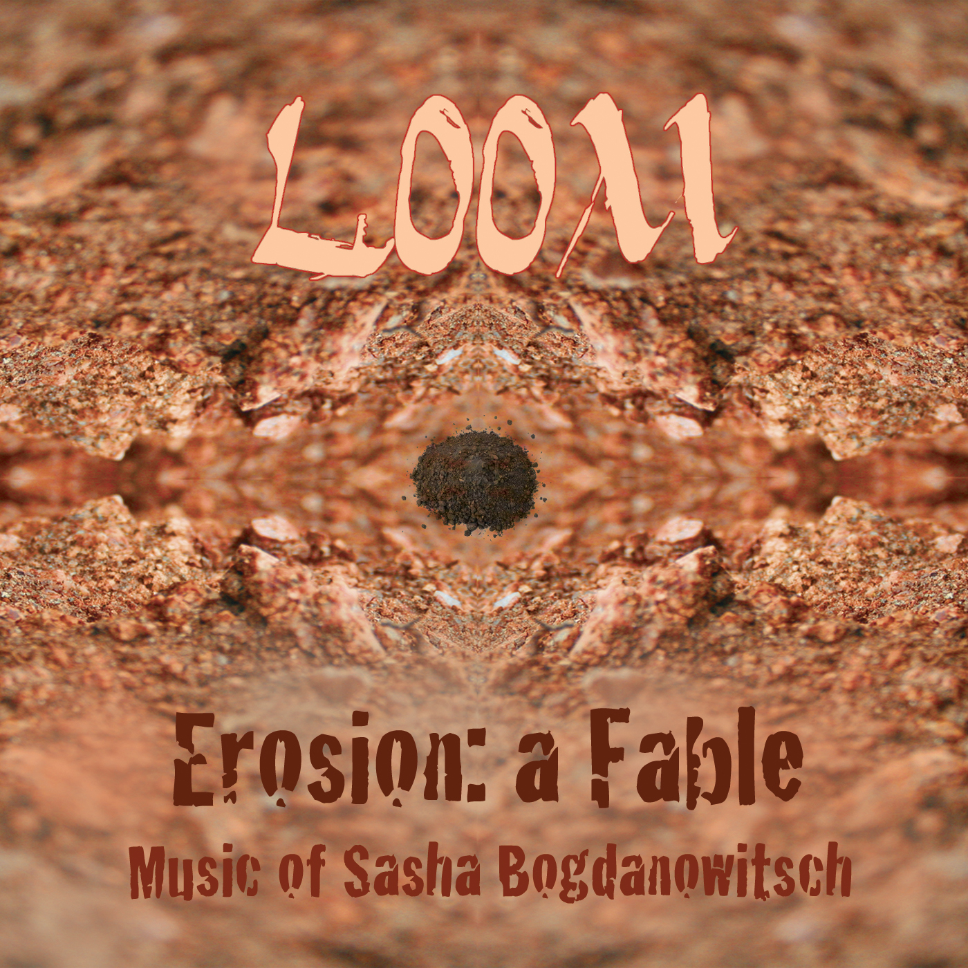 Erosion: a Fable Album Cover